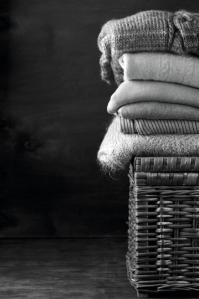 Foto aus dem Materialheft zur Kampagne für Menschenwürdige Mode 2014